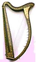 Harpe irlandaise